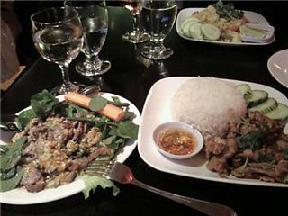 Tue Thai Food