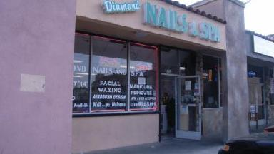 Diamond Nails - Homestead Business Directory