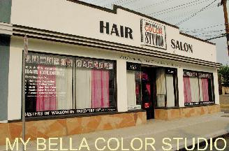 The My Bella Color Hair Studio