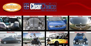 Clear Choice Window Tinting, Clearbras, & Automotive Detailing - Boulder, CO