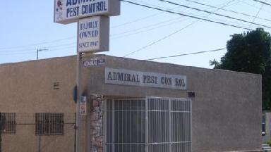Admiral Pest Control Co - Homestead Business Directory