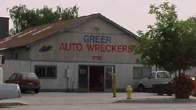 Greer Auto & Truck Wreckers