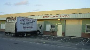 Grandmasters Pianos - Homestead Business Directory