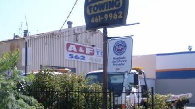 M V Towing Inc