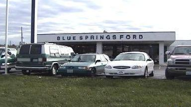 Blue Springs Ford Inc - Homestead Business Directory