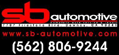 Sb Automotive - Homestead Business Directory