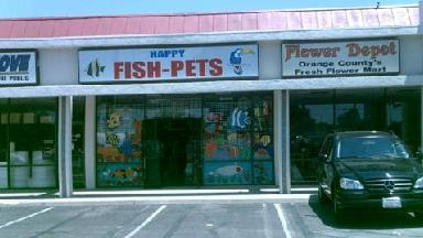 Happy Fish Pets - Homestead Business Directory