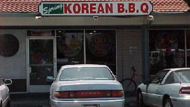 Korean Spring Bbq - Homestead Business Directory
