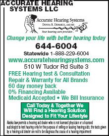 Accurate Hearing Systems - Anchorage, AK