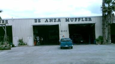 De Anza Muffler - Homestead Business Directory