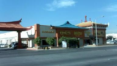 Kung Fu Thai &amp; Chinese Restaurant