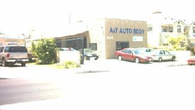 A & T Auto Body Shop - Homestead Business Directory