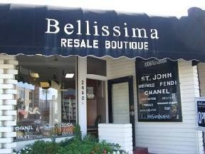 Bellissima Couture Resale Boutique