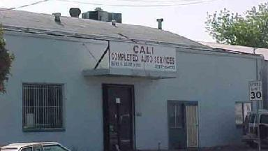Cali Completed Auto Svc - Homestead Business Directory