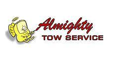 business Almighty Tow Svc logo