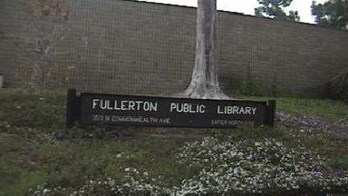 Fullerton Public Library - Homestead Business Directory
