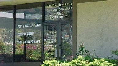 Foot Specialists Of Milpitas - Homestead Business Directory