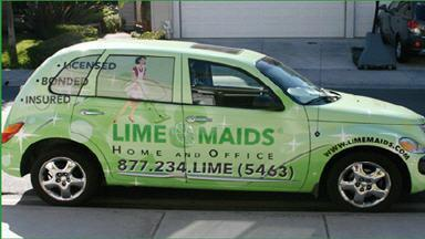 Lime Maids Inc.