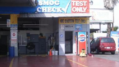Abc Smog Test Only Ctr - Homestead Business Directory