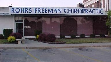 Rohrs Freeman Chiropractic Ctr - Homestead Business Directory