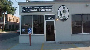 Frank H Woods Telephone Museum - Homestead Business Directory
