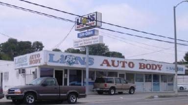Lions Auto Body & Painting - Homestead Business Directory