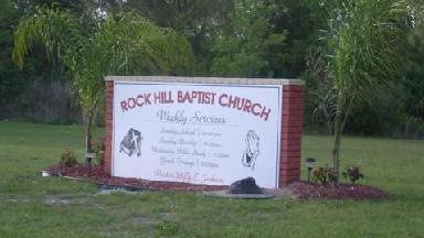 Rockhill Baptist Church - Homestead Business Directory
