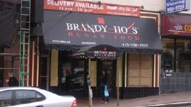 Brandy Ho's Hunan Food - San Francisco, CA