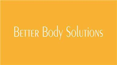 Dr Nick Ungaro Better Body Solutions