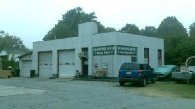 Blackwelder's Body Shop - Homestead Business Directory