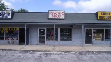 Psychic Shop - Homestead Business Directory
