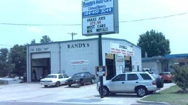 Randy's Auto Care - Homestead Business Directory