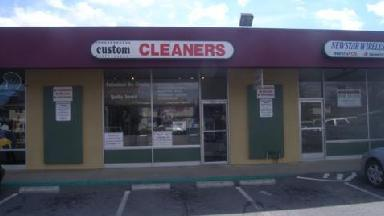 Custom Cleaners - Homestead Business Directory