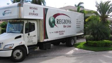 Regions Van Lines