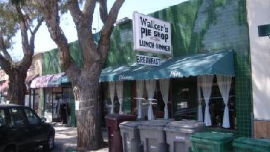 Walker's Pie Shop - Albany, CA