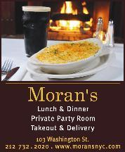 Moran&#039;s