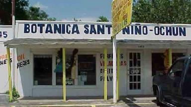 Botanica Santo Nino - Homestead Business Directory
