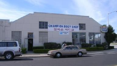 Champion Auto Body Repair - Homestead Business Directory