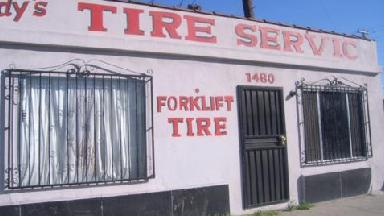 Rudy's Tire Svc - Homestead Business Directory