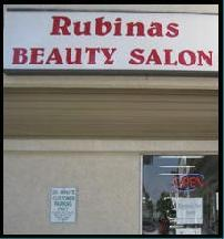 Rubina's Beauty Salon