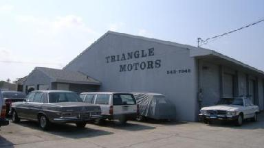 Triangle Motor Svc - Homestead Business Directory