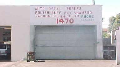 Auto Detail By Robles - Homestead Business Directory