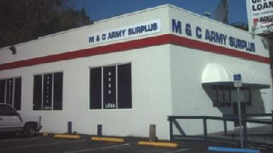 M & C Army Surplus Store - Homestead Business Directory