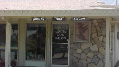 Rosie's Dog Salon - Homestead Business Directory