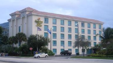 Holiday Inn Exp-ft Lauderdale - Homestead Business Directory