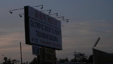 Olympic Body & Paint - Homestead Business Directory