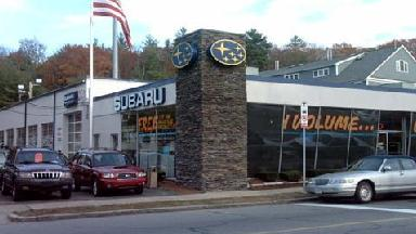 Subaru Of Wakefield Inc - Homestead Business Directory