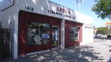 Leslie Ceramics Supply Co - Albany, CA
