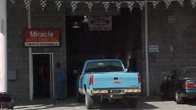 Miracle Auto Painting & Body - Homestead Business Directory
