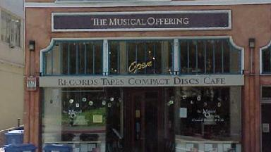 The Musical Offering Cafe - Berkeley, CA